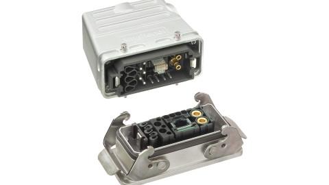 Amphenol C146 heavy|mate™ Connectors
