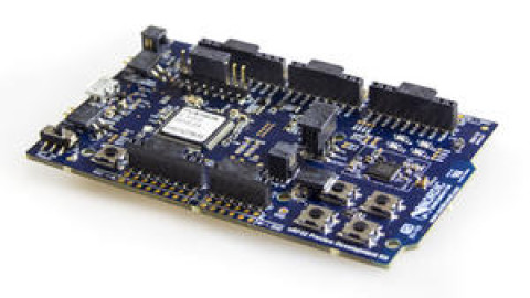 Nordic Semiconductor nRF52 Preview DK