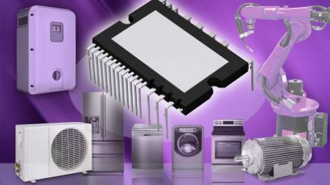 ROHM – New Highly Integrated Power Modules for High-performance Switching