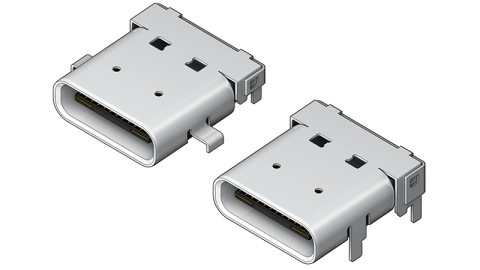 MPE-Garry – 719 Series – USB 3.1 Type C Connector