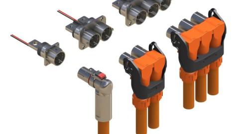 Amphenol POWERLOK™ Series for Hybrid & Electric Vehicles