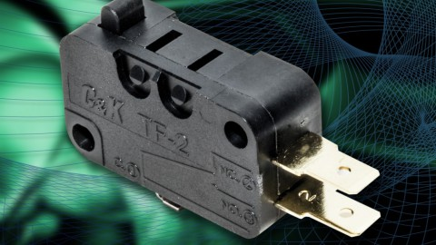 C&K Components Introduces TF2 Series Miniature Snap-Acting Switches