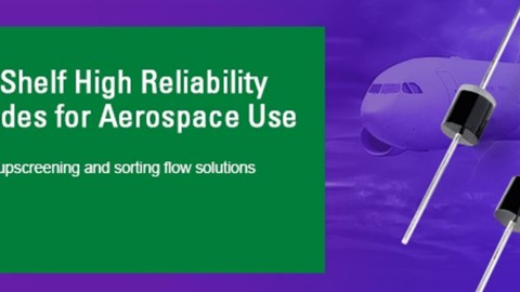 Littelfuse – Off-the-Shelf High Reliability TVS Diodes for Aerospace Use