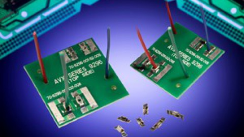 AVX Releases New 2mm Vertical Poke-Home WTB Contact for Light Industrial Applications