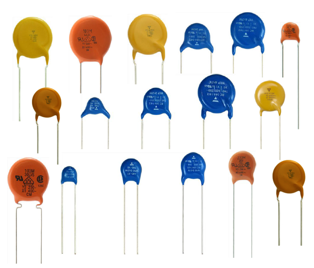 Ceramic Disc Disk Capacitors 28 Images 50pcs 0 22uf
