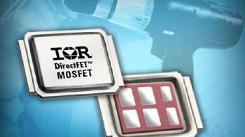 Infineon – StrongIRFET™ in Medium Can DirectFET™ – New Corner Gate Pad
