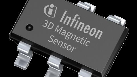 Infineon – 3D Magnetic Sensor TLV493D-A1B6