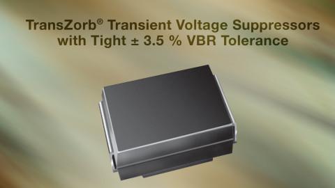 Vishay – New TransZorb® TVS