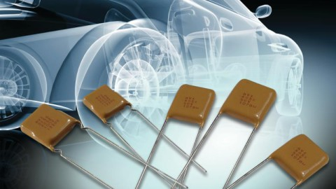 AVX Introduces New SV Series High Voltage, Automotive Grade, Multilayer Ceramic, Radial-Leaded Capacitors