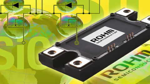 ROHM SiC Power Mosfet Modules