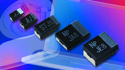 VISHAY POLYMER TANTALUM CAPACITORS ARE EXPANDING IN ALL DIRECTIONS