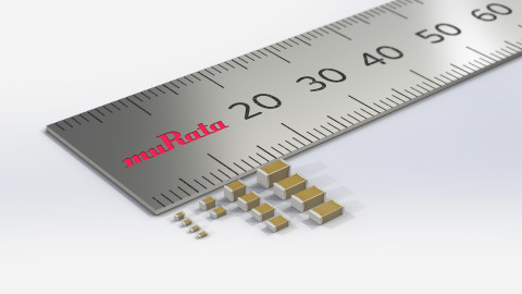 Murata develops water repellant monolithic ceramic capacitor to suppress ion migration