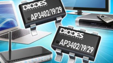 Diodes – 1MHz, 2A DC-DC Buck Converter Enables Efficient, Small Form-Factor Designs