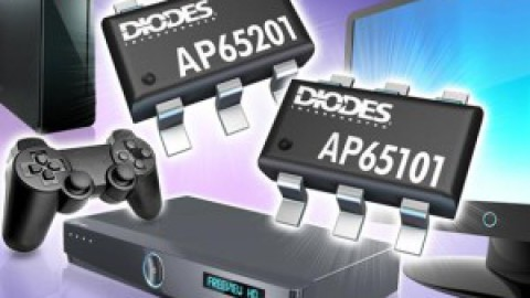 Diodes – AP65x01 – High-Efficiency SOT26 1.5A/2A Synchronous DC-DC Buck Converters