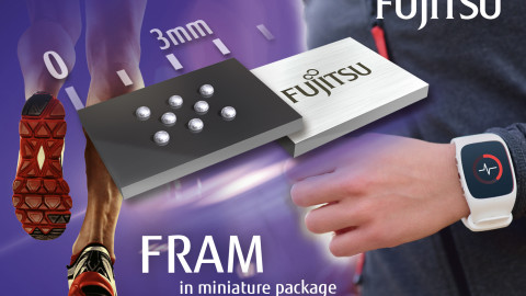 Fujitsu introduces ultra small package for 1Mbit SPI FRAM