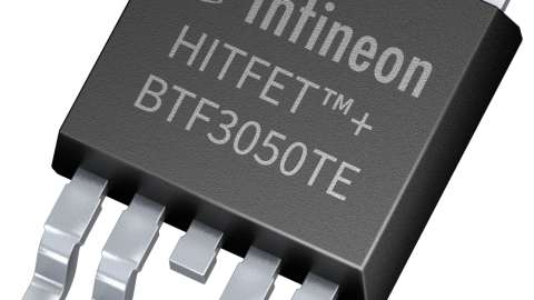 Infineon HITFET™+ Automotive smart Low Side Switches for inductive Loads