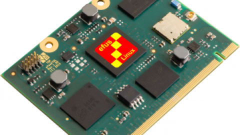 F&S efus™A7UL – ARM based Module