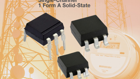 New VOR Family of Hybrid Solid-State Relays Offers High-Reliability Replacements for Mechanical Relays