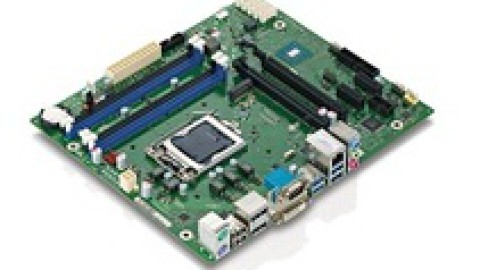Fujitsu – New Mainboards of the Classic Desktop Series with new Intel Chipsets