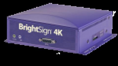 BrightSign Digital Signage Player