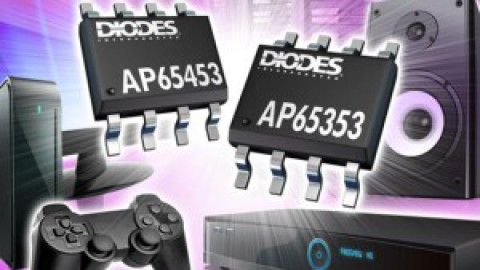 Diodes – 3A/4A Adaptive COT Synchronous DC-DC Buck Converter