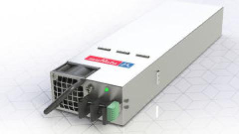 Murata Adds 1600 Watt DC Input Model to D1U3CS Series
