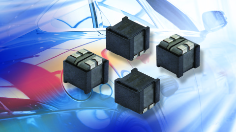 New IHLD-3232HB-5A Automotive-Grade Dual Inductor