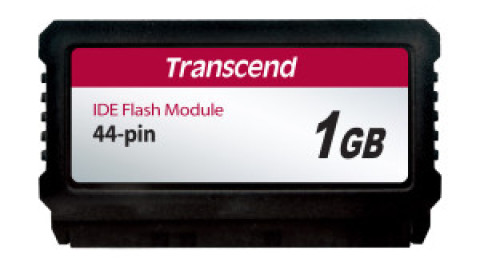 The new available Transcend IDE Flash Module (44-pin, Vertical) – PTM720