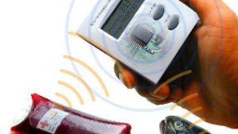 MLX90129 – 13.56MHz Sensor Transponder IC