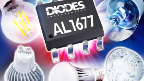 Diodes – AL1677 Universal High-Efficiency High-Accuracy LED Driver Converter