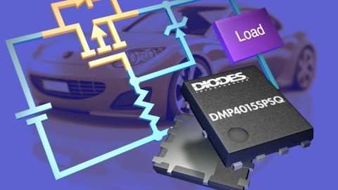 Diodes – Reverse Battery Protection Automotive MOSFET