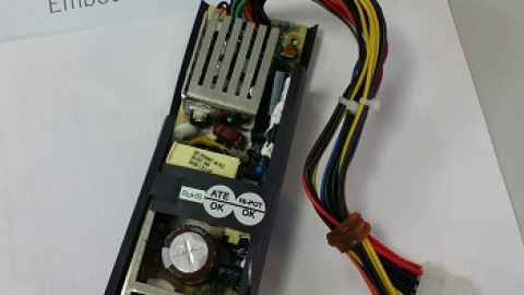 Industrial Open Frame ATX Power Supply
