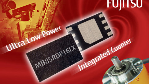 Ultra-Low-Power FRAM with Integrated Counter Function from Fujitsu