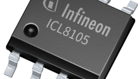Infineon – ICL8105 – Digital flyback controller IC for LED driver