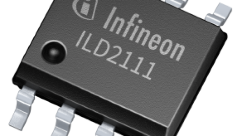 Infineon- ILD2111 – Digital buck controller tailor-made for LED lighting