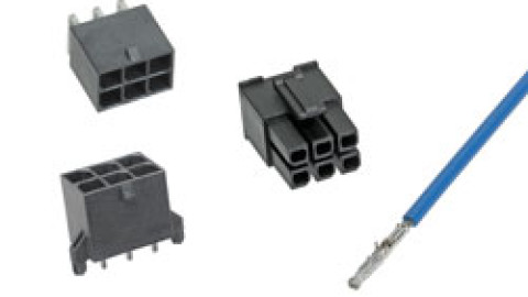 Mega-Fit® Power Connectors