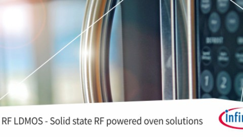 Infineon – Solid state RF powered oven solution
