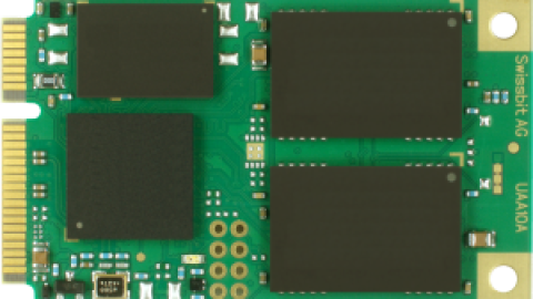 mSATA & SLIM SATA SSD with MLC Flash from Swissbit X-60m, X-60s, X-60ms