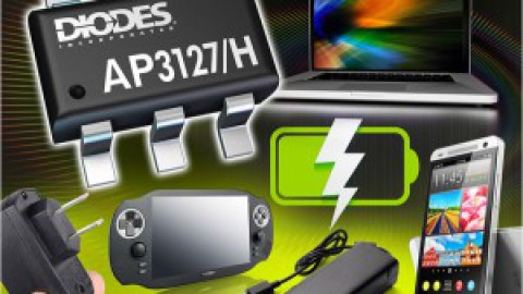 Diodes – AP3127/H Cost Effective PWM Controllers for Quick Charge Applications