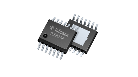 Infineon – New High Performance Voltage Regulator Families: TLS805xx, TLS810xx, TLS820xx, TLS850xx