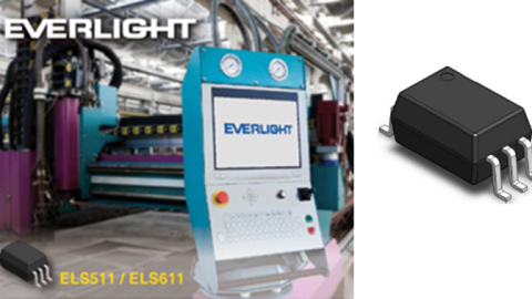 EVERLIGHT Electronics introduces two new 6-Pin SDIP optocouplers for space constraint industrial applications