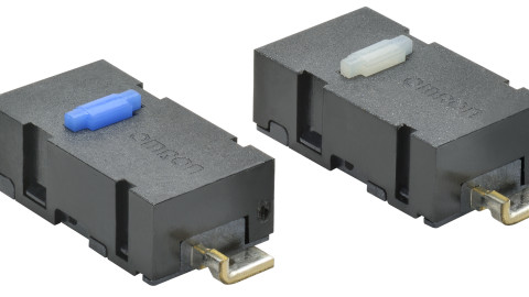 Compact Surface-mounting Switches ideal for applications requiring long durability