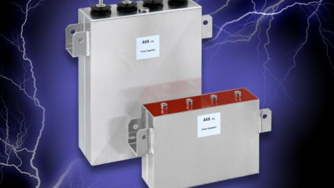 Two New Medium Power Film Capacitor Series for DC Filtering from 1.5KV to 3KV