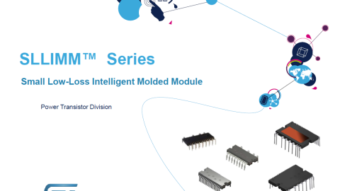 STMicroelectronics – SLLIMM Intelligent Power Modules