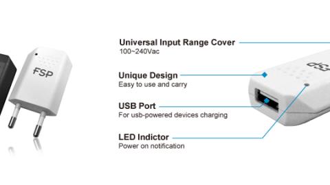 FSP USB Charger 5V1A