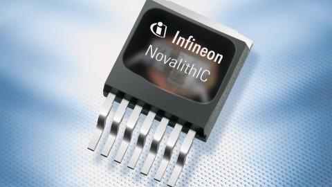 Infineons neue Generation der »Halbbrücken Motortreiber«