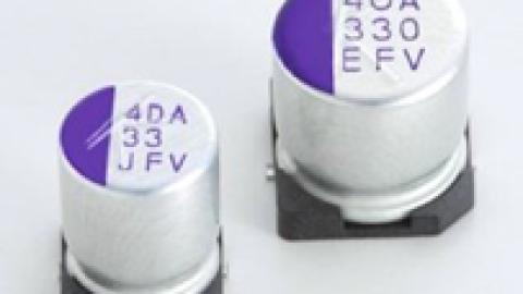 Conductive Polymer Aluminum Hybrid Capacitors