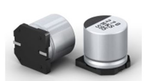 Panasonic FKS series Aluminium electrolytic capacitors delivers more capacitance while reducing can size