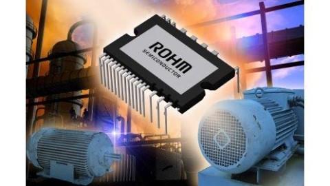 ROHM – IGBT IPMs (Intelligent Power Modules)