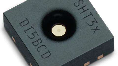 SHT3x – Digitale Feuchte- & Temperatursensoren (RH/T)